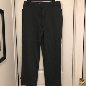 Lee Relaxed Fit Straight Leg Pants